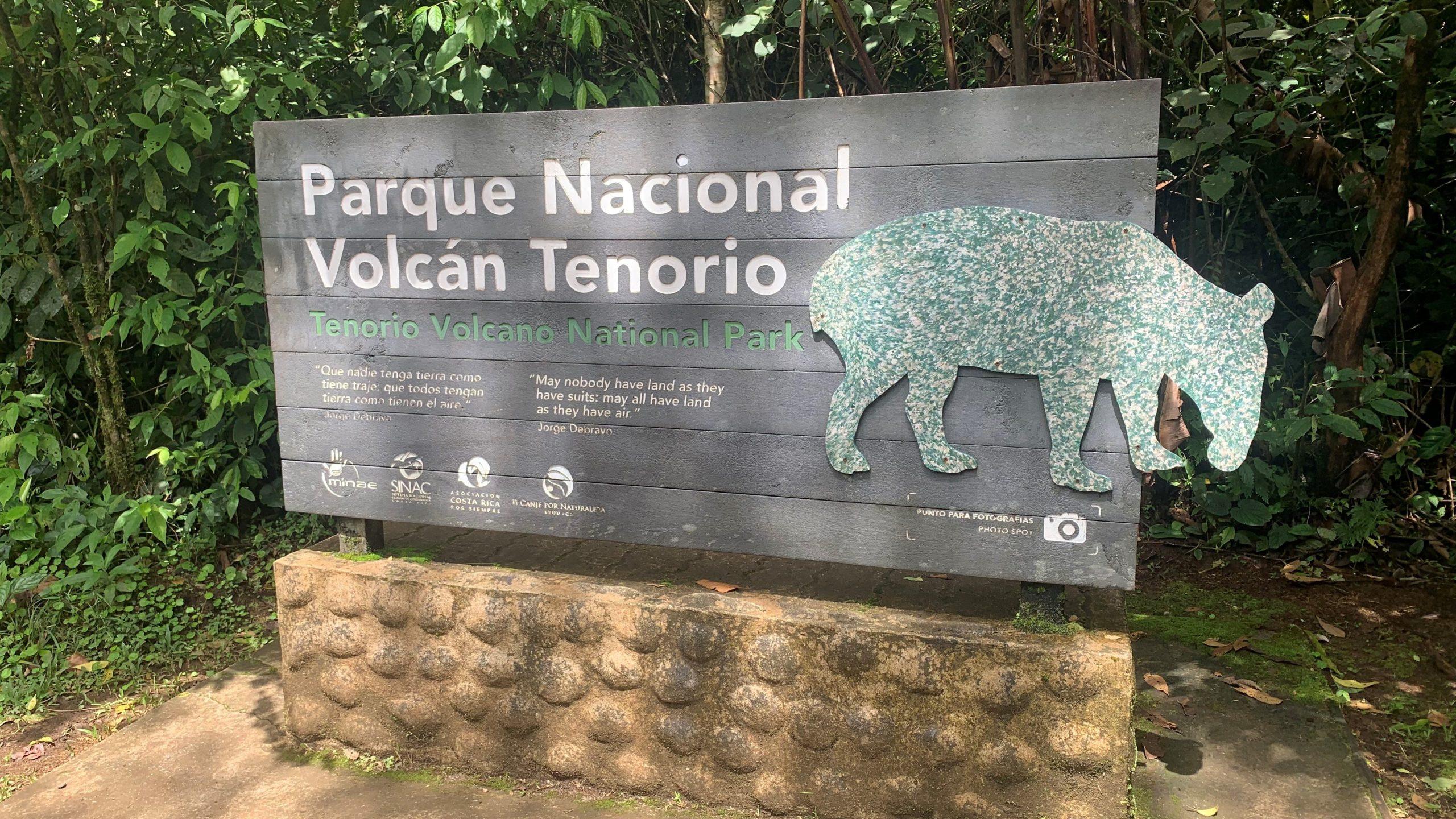 Tapir Tittle at Tenorio Park